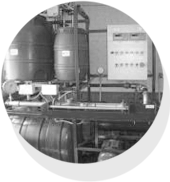 Водопроливная установка на 400 м3/час